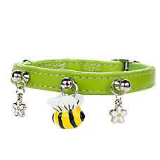 Whisker City™ Bee Charm Cat Collar