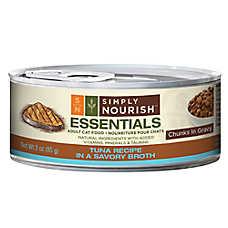 Simply Nourish™ Essentials Adult Cat Food - Natural, Tuna
