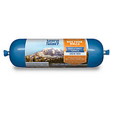 Natural Balance Adult Dog Food Rolls - Duck & Turkey