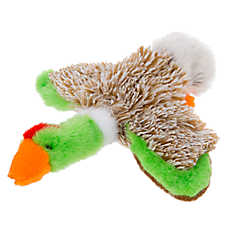 Top Paw™ Bird Dog Toy - Stuffing-Free (CHARACTER VARIES)