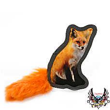 Bret Michaels Pets Rock™ Critter Fox Dog Toy - Squeaker