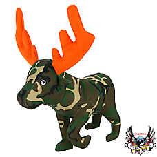 Bret Michaels Pets Rock™ Camo Ballastic Moose Dog Toy