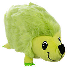 "Toys""R""Us® Pets Laying Hedgehog Dog Toy - Squeaker (COLOR VARIES)"