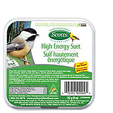 Scott's High Energy Suet Wild Bird Food