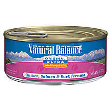 Natural Balance Ultra Premium Cat Food