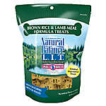 Natural Balance Limited Ingredient Brown Rice & Lamb Meal Small Breed Dog Treat
