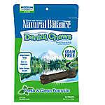 Natural Balance Grain Free Fresh & Clean Medium Dog Dental Chews