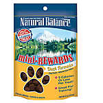 Natural Balance Mini-Rewards Duck Training Dog Treat
