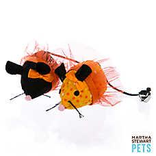 Martha Stewart Pets® Tutu Mice 2-Pack Cat Toy - Catnip