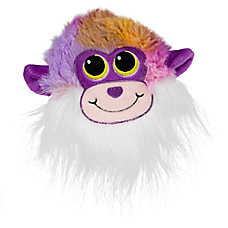 "Toys""R""Us® Pets Tie Dye Monkey Face Dog Toy - Crinkle"