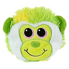 "Toys""R""Us® Pets Tie Dye Monkey Face Dog Toy - Crinkle (COLOR VARIES)"