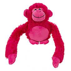 """Toys""""R""""Us® Pets Monkey Dog Toy - Plush, Squeaker"""