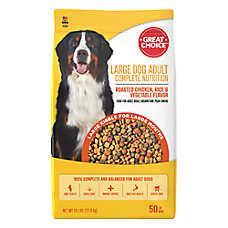 Grreat Choice® Targeted Nutrition Large Breed Dog Food - Chicken
