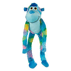 """Toys""""R""""Us® Pets Long Limbs Tie Dye Monkey Dog Toy (COLOR VARIES)"""