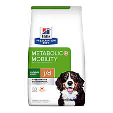 Hill's® Prescription Diet Metabolic + Mobility Dog Food - Chicken, Weight & Joint Care