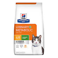 Hill's® Prescription Diet Metabolic + Urinary Cat Food - Chicken, Weight & Urinary Care