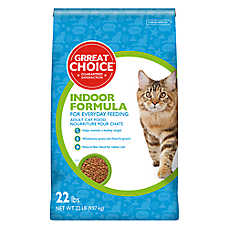 Grreat Choice® Indoor Formula Adult Cat Food