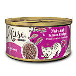 Muse® Adult Cat Food - Essential Nutrients, Natural Salmon, In Gravy