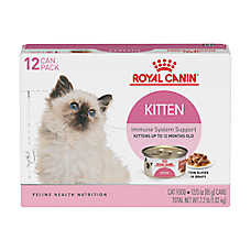 Royal Canin® Feline Health Nutrition™ Instinctive Kitten Food - 12-Can Pack