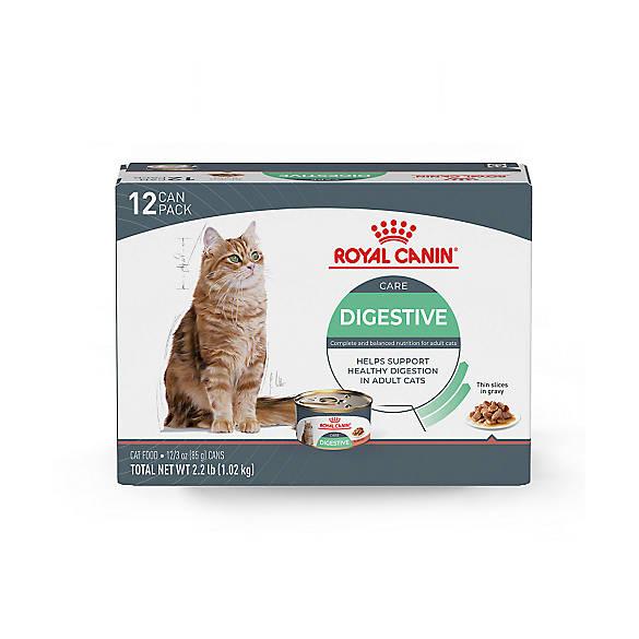 royal canin feline health nutrition digest sensitive adult cat food 12 can pack cat wet. Black Bedroom Furniture Sets. Home Design Ideas