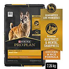 Pro Plan® Bright Mind™ Mature Adult Dog Food - Chicken & Rice