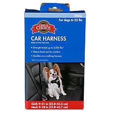 Grreat Choice® Dog Car Harness