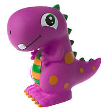 "Toys""R""Us® Pets Tyrannosaurus Rex Dinosaur Dog Toy - Squeaker"