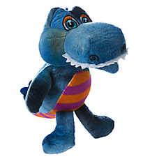 "Toys""R""Us® Pets Tyrannosaurus or Triceratops Dinosaur Dog Toy - Squeaker"