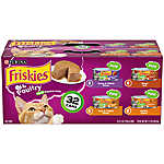 Purina® Friskies® Cat Food - Poultry Favorites, Classic Pate, 32 Can Value Pack