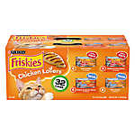 Purina® Friskies® Chicken Lovers Variety Pack Adult Cat Food - 32 Cans