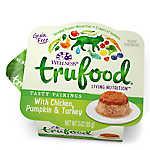 Wellness® TruFood® Tasty Pairings Cat Food - Natural, Grain Free, Chicken, Pumpkin & Turkey