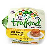 Wellness® TruFood® Tasty Pairings Cat Food - Natural, Grain Free, Carrots, Tuna & Turkey