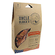 Uncle Ulrick's Natural Sweet Potato Strips Dog Treat