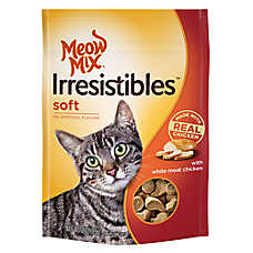 Meow Mix® Irresistibles Soft Chicken Cat Treat