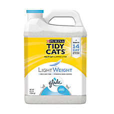 Purina® TIDY CATS® With Glade™ Lightweight Multi-Cat Litter