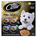 Cesar® Home Delights™ Dog Food - Multipack