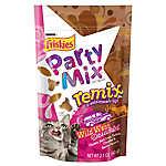 Purina® Friskies® Party Mix Remix Wild West Dreamin'Cat Treat