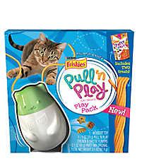 Purina® Friskies® Pull 'n Play Cat Treat Play Pack