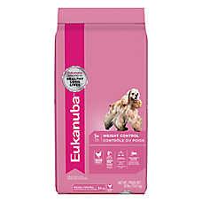 Eukanuba® Adult Dog Food - Chicken, Weight Control