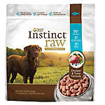 Nature's Variety® Instinct® Raw Bites Dog Food - Natural, Grain Free, Frozen Raw, Chicken & Tuna