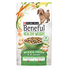Purina® Beneful® Healthy Weight Dog Food - Chicken