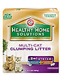 ARM & HAMMER™ Healthy Home Solutions Multi-Cat Clumping Cat Litter