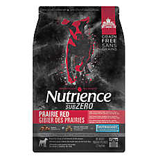 Nutrience® Grain Free SubZero Dog Food - Prarie Red