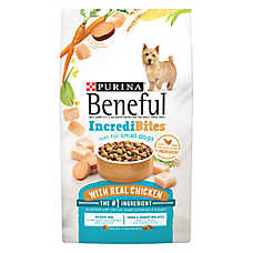 Purina® Beneful® IncrediBites Small Dog Food - Chicken