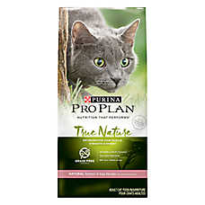 Purina® Pro Plan® TRUE NATURE™ Adult Cat Food - Natural, Grain Free, Salmon & Egg
