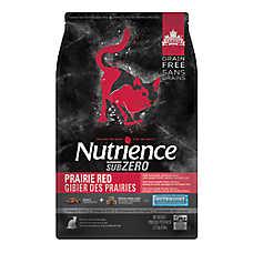 Nutrience® Grain Free SubZero Cat Food - Prairie Red