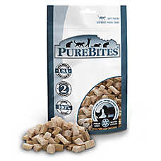 PureBites® Natural, Feeze Dried Chicken and Lamb Liver Cat Treat