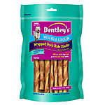 Dentley'® Combination Chews Wrapped Pork Hide Sticks Small Dog Treat