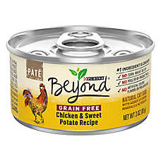 Purina® Beyond Cat Food - Natural, Grain Free, Chicken & Sweet Potato