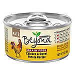 Purina® Beyond Cat Food - Natural, Grain Free, Chicken & Sweet Potato